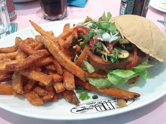burger hd diner
