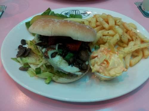 green peace burger