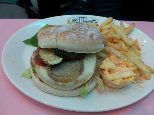"""Little Italy"" Burger"