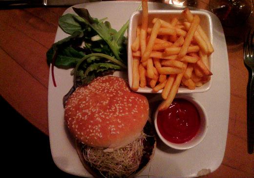 Prix Burger Cafe Luneivlle