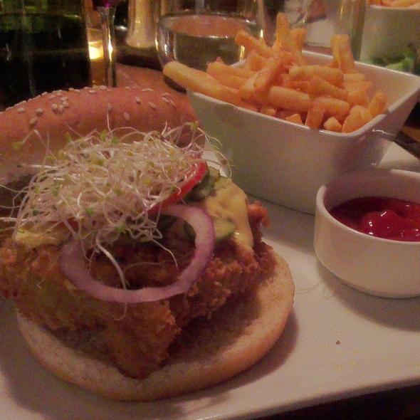 croustille burger saveur veget'halles