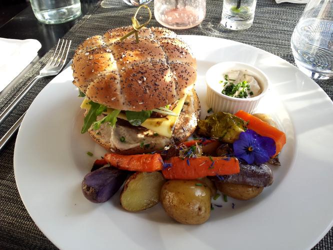 Cafe Paris Vegetarien