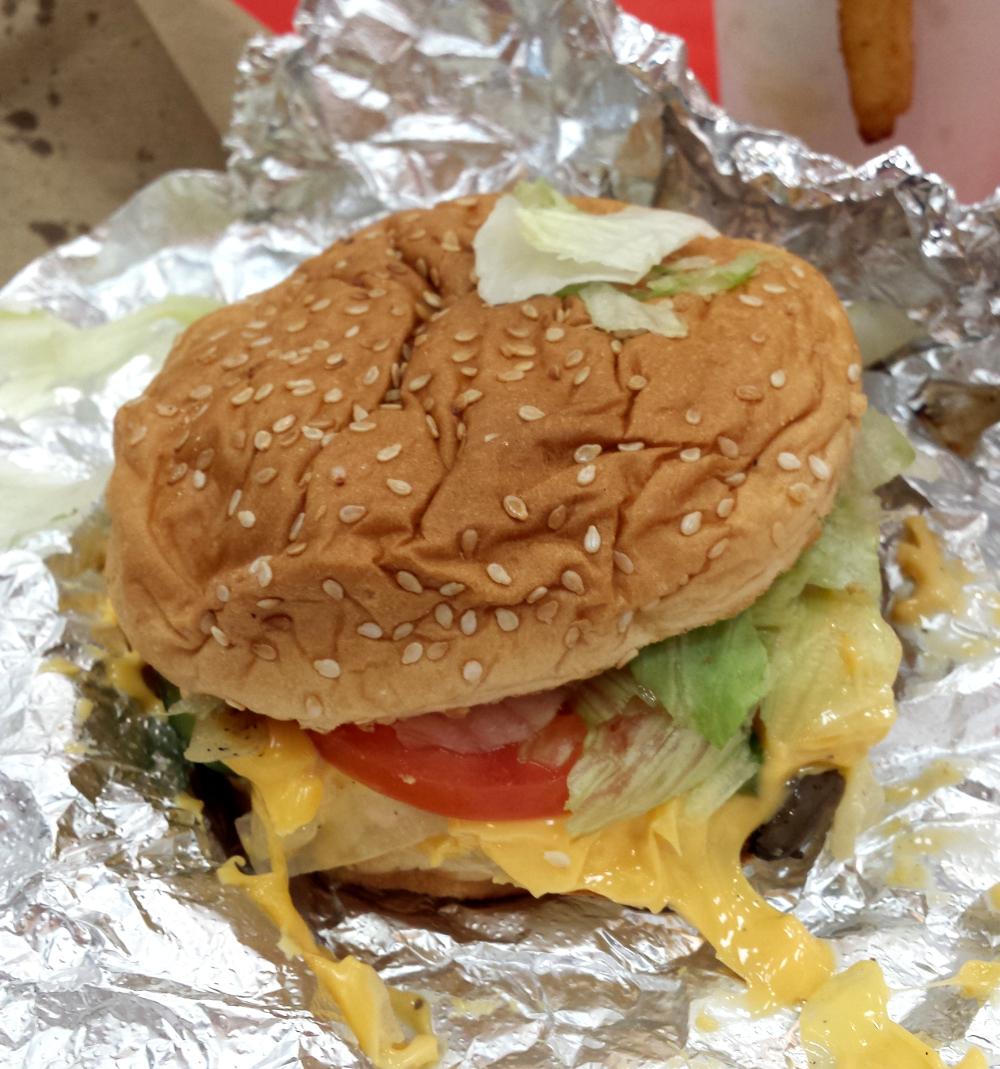 hamburger vegetarien paris