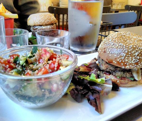 harpers burger