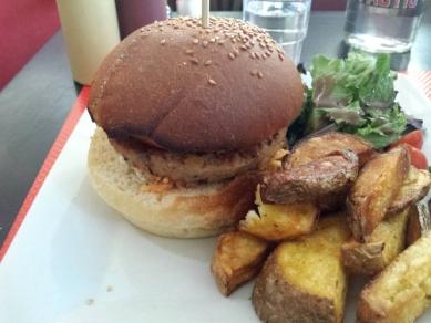 caminito burger veggie