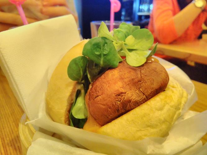 toad burger